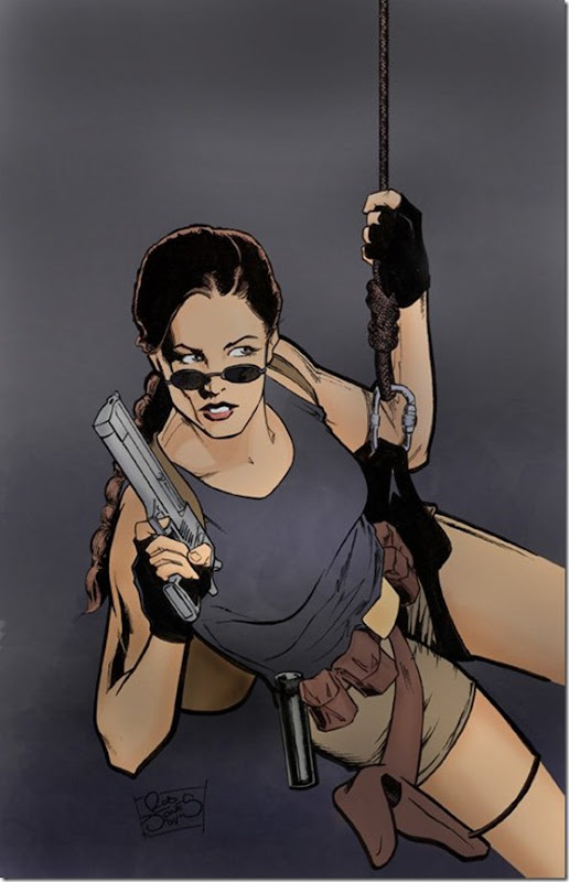Lara Croft (282)