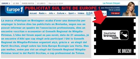 portada europe 1 publicitat