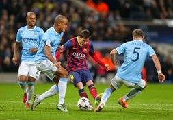 Barcelona-vs-Manchester-City-en-vivo