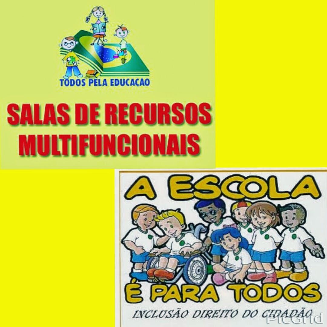 Sala De Recurso Multifuncional Prof M Rcia Ambrosim 2015