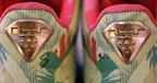 nike lebron 9 low pe lebronold palmer 4 07 Nike LeBron 9 Low LeBronold Palmer Alternate   Inverted Sample