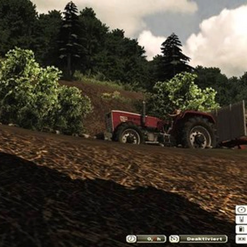 Farming simulator 2013 - Forest land v 0.4