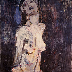 Modigliani, Nudo Dolente 1908