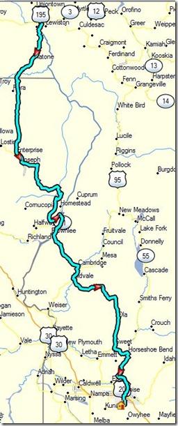 mon map