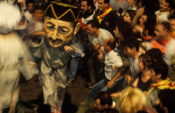 Ball dels Nans NousLa PatumBerga, Berguedà, Barcelona2000