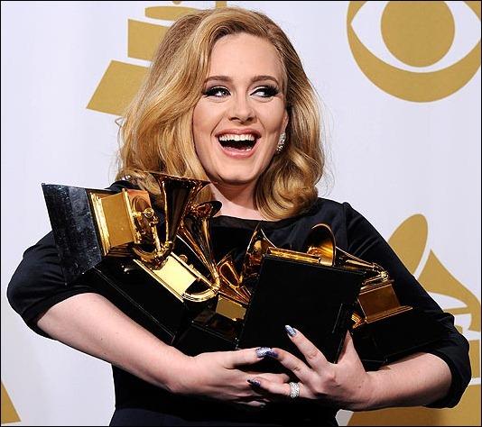 USA GRAMMY AWARDS 2012