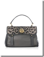 Yves Saint Laurent Leopard Bag