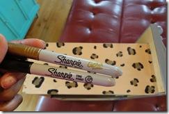 gaveta oncinha sharpie via designsponge