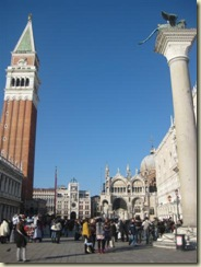 VPiazza SanMarco from Grand Canal 1 (Small)