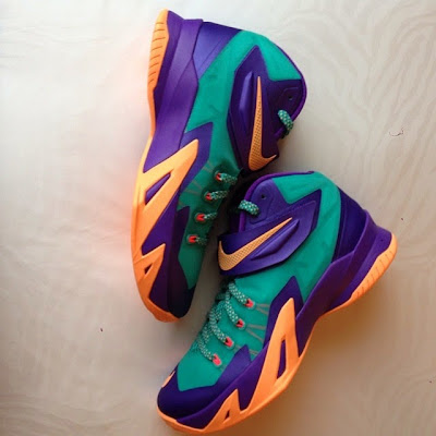 nike zoom soldier 8 pe sue bird 1 02 Sue Birds All Star Nike Zoom LeBron Soldier 8 PE