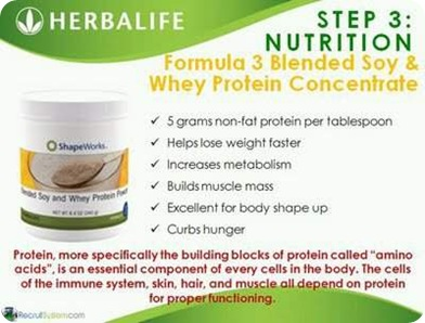 Herbalife (F3 Protein)
