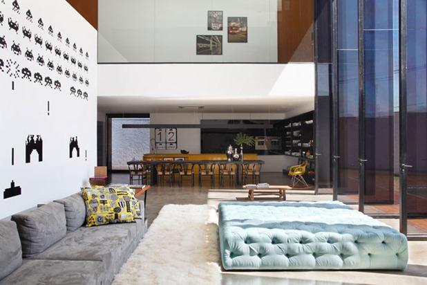 LA house by studio guilherme torres 4