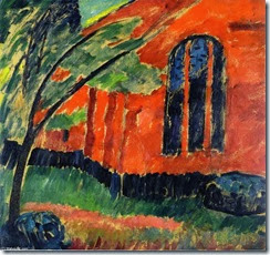 Alexei-Jawlensky-Church-in-Prerow