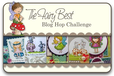 The Fairy Best Blog Hop Challenge