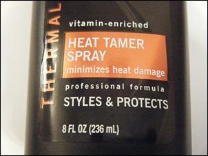 Tresemme Heat Tamer Spray