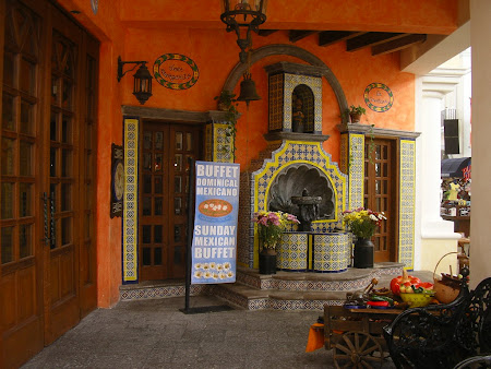 Vacanta Mexic: Restaurant traditional mexican