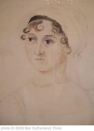 'Jane Austen' photo (c) 2008, Ben Sutherland - license: http://creativec