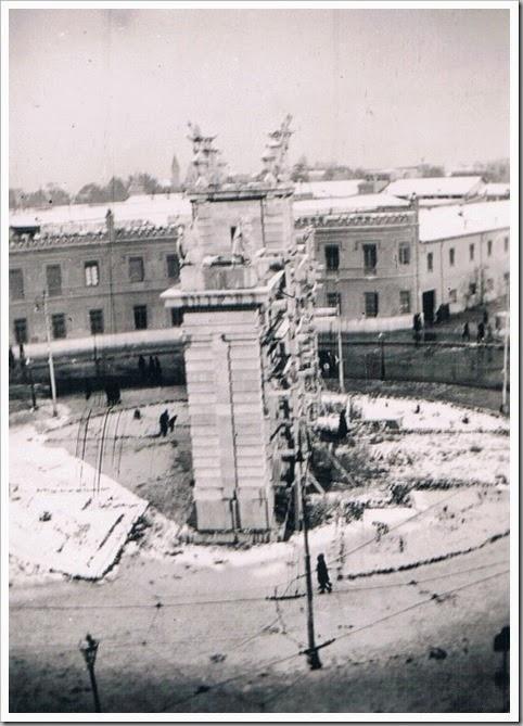 Plaza Porta de la Mar. 1946