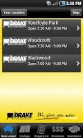 Screenshot of Drakes