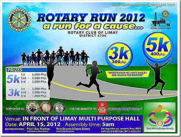 Rotary Run 2012