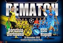 Borussia Dortmund vs Napoli
