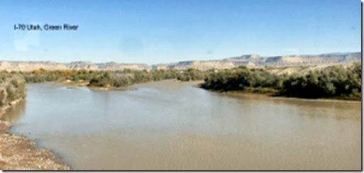 I-70 Utah, Green River
