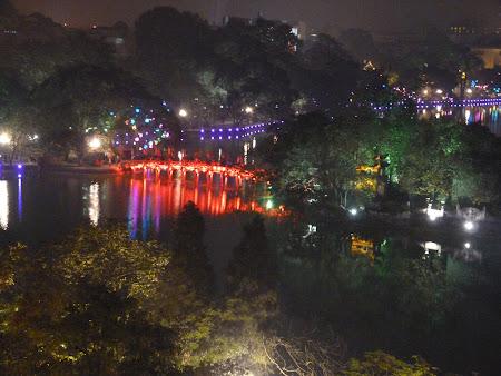 Obiective turistice Hanoi: Templul Sabiei Restituite
