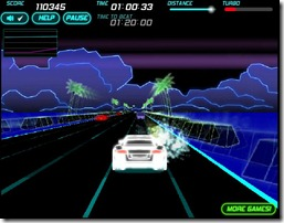 Neon Race 2 free web game (3)