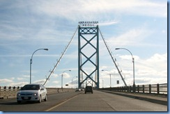 7565 Michigan, Detroit - Ambassador Bridge
