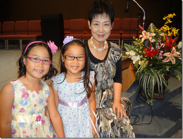 Recital & Mother's Day 011