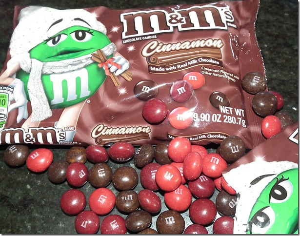 Cinnamon M&amp;Ms