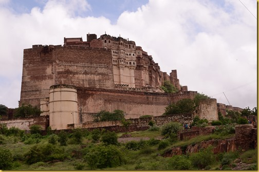 Mehrangarh Fort, Jodhpur, Eight Days in Rajasthan, Photo of Mehrangarh Fort in Jodhpur