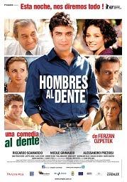Hombres al Dente Poster