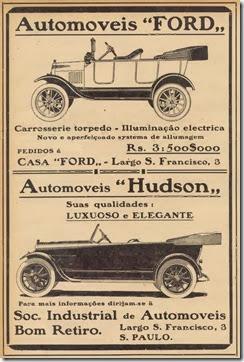 Anúncio antigo Ford 07