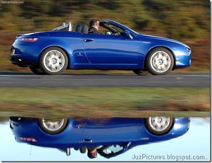 Alfa Romeo Spider UK Version _9