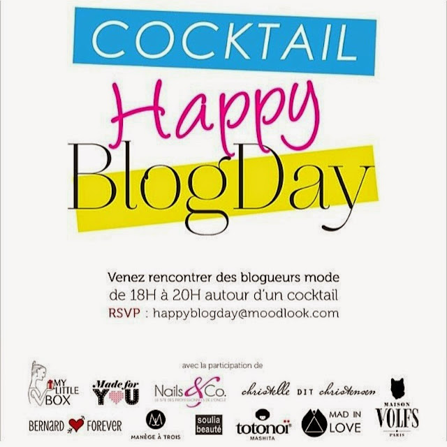 moodlook, blog mode, happy blog day, paris, blog paris, fashion blog