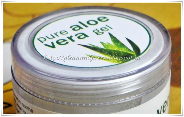Auravedic Aloe Vera Gel