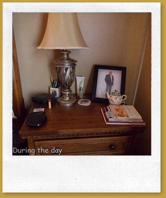 Day 36 On My Nightstand (1)