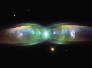 nebulosa planetária M2-9