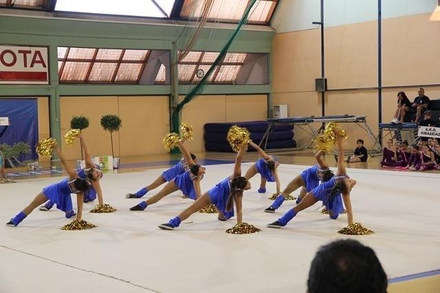 24ο Διεθνές Φεστιβάλ: «Γυμναστική για όλους» στην Κεφαλονιά (28 Ιουνίου – 1 Ιουλίου)