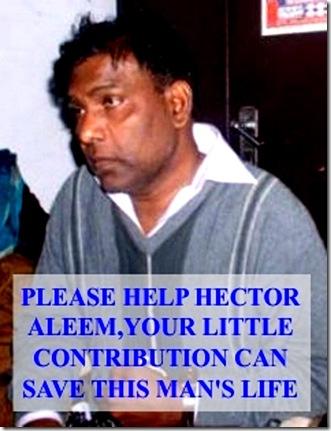 Hector Aleem - Help