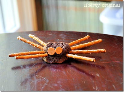 Brownie Spider