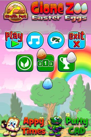 Clone Zoo Easter Eggs HD