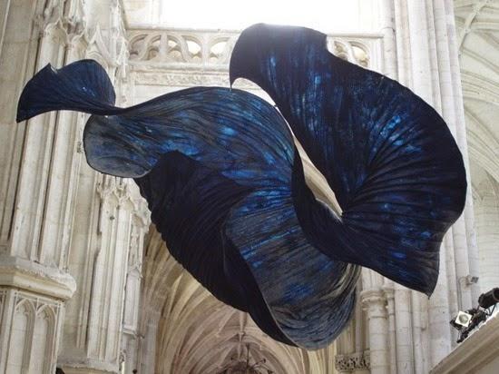 Esculturas papel Peter Gentenaar 04