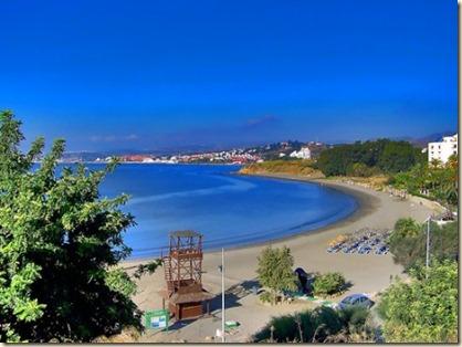 Playa El Cristo-