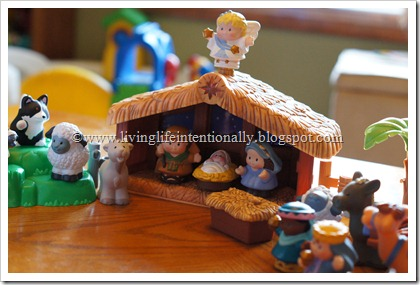 Fisher Price Nativity Playset for Kids