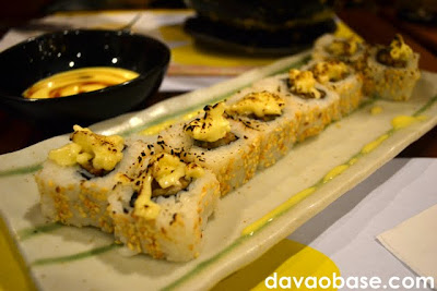 Philly Cheese Steak Roll at Teriyaki Boy Abreeza