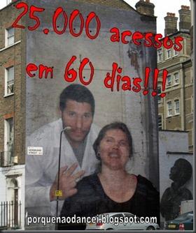 25000 acessos
