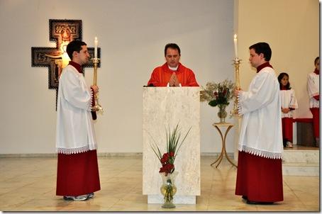 Sol. S. Pedro e S. Paulo - Proclamação Evangelho