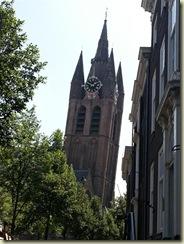 Leaning Oude Kerk (Small)